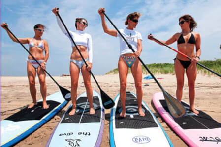 Paddle Surfen für meinen JGA in Lisbonne | Junggesellenabschied