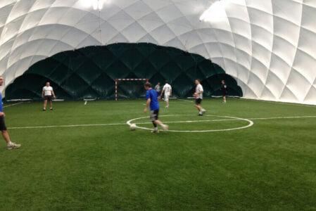 Fußball 5 VS 5 für meinen JGA in Stuttgart | Junggesellenabschied