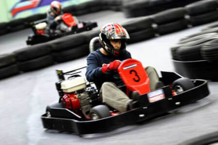 Indoor Karting for my Cardiff Stag Do | Maximise Stag Weekends