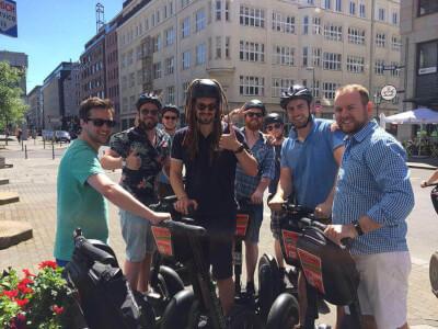 Segway für meinen JGA in Berlin | Junggesellenabschied