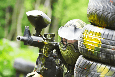 Paintball for my Frankfurt Stag Do | Maximise Stag Weekends