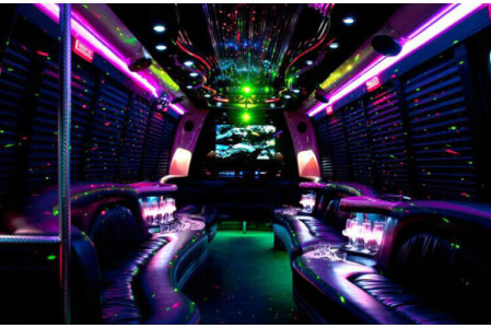 Party bus Transfer Valencia Maximise