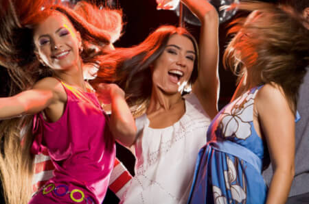 Bar & Club Combo Manchester for your hen weekend with hen Maximise