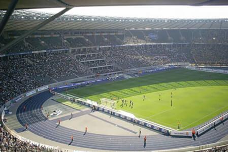 Stadion Führung für meinen JGA in Stuttgart | Junggesellenabschied
