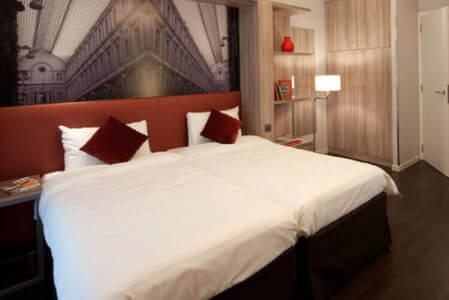 Appartment Hotel für meinen JGA in Bruxelles | Junggesellenabschied