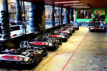 Karting, Brussels, Stag Do