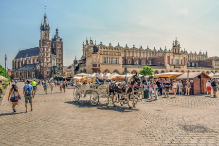 Krakow Hen Weekends | Maximise Hen Weekends