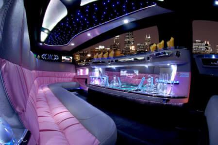 Airport Transfer Chrysler Limo COL für meinen JGA in Cologne | Junggesellenabschied