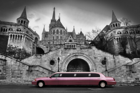 Lincoln Limo Cracovie EVG