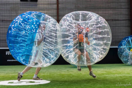 Bubble Football for my Brighton Stag Do | Maximise Stag Weekends