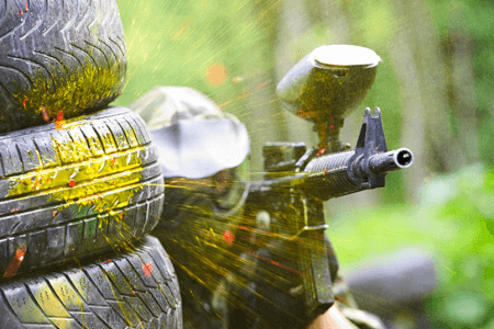 Paintball for my Albufeira Stag Do | Maximise Stag Weekends