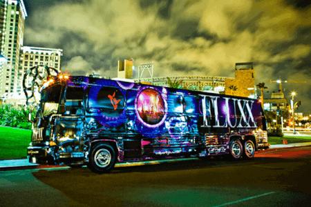 Party Bus für meinen JGA in Stuttgart | Junggesellenabschied