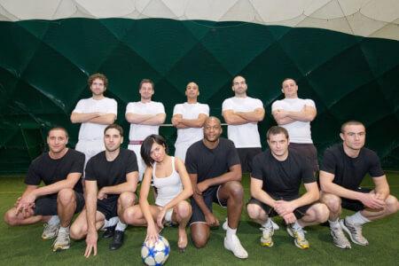 5-A-Side Football Sofia stag do