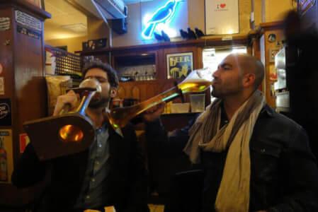 Bar Tour für meinen JGA in Bruxelles | Junggesellenabschied