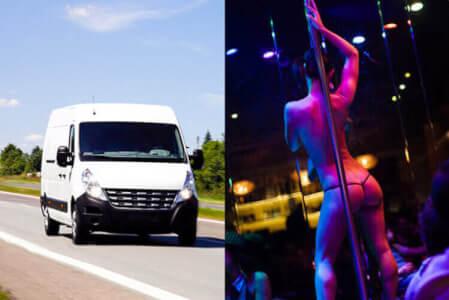 Bus & Striptease für meinen JGA in Bucarest | Junggesellenabschied