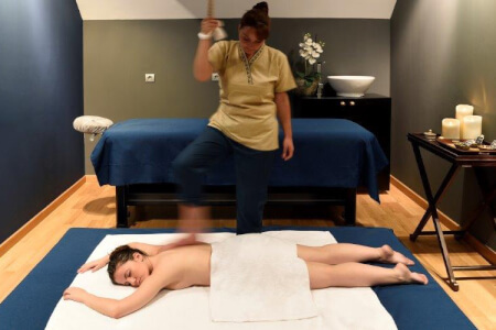 Therme + Massage | Barcelona | Junggesellinnenabschied
