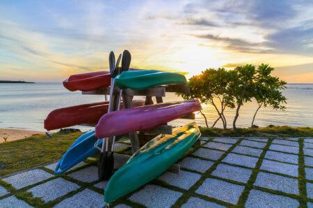 Excursion Kayak au crépuscule pour mon EVG à Naples | Enterrement de vie de garçon | idée enterrement de vie de garçon | activité enterrement de vie de garçon | idée evg | activité evg