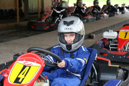 Indoor Karting for my Hamburg Hen Party | Maximise Hen Weekends