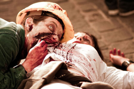 Abandoned School Zombie Experience Manchester for your stag weekend with stag Maximise