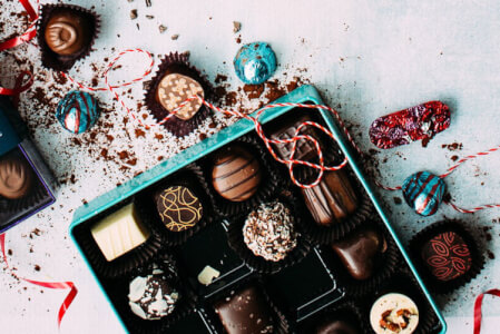Champagne & Chocolates Manchester for your hen weekend with hen Maximise