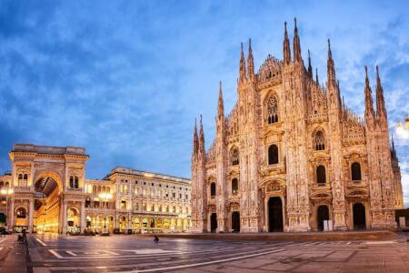 EVJF à Milan | Enterrement de vie de jeune fille