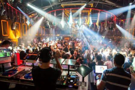 VIP Club, Tables & Bottles Combo