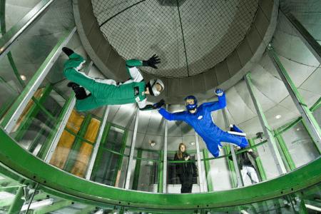 Indoor Skydiving for my Berlin Hen Party | Maximise Hen Weekends