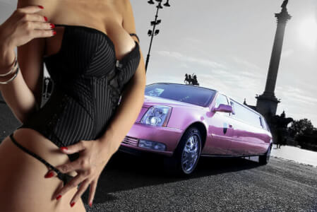 Cadillac + strip