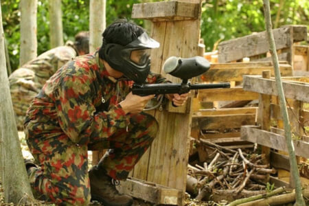 Outdoor Paintball for my Newcastle Stag Do | Maximise Stag Weekends
