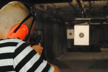Schießen mit 3 Waffen für meinen JGA in Bratislava | Junggesellenabschied