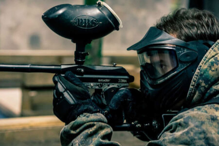 Premier Indoor Paintball for my Dublin Stag Do | Maximise Stag Weekends