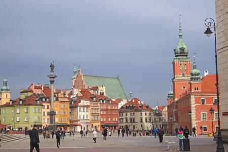 Varsovie pour mon séminaire | Voyage d'affaires | collègues | congrès | colloque | meeting | conférence