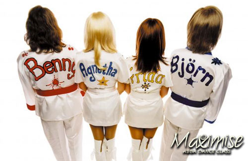 Abba Dance Experience Newcastle for your hen weekend with hen maximise