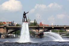 Budget Flyboard  for my Prague Hen Party | Maximise Hen Weekends