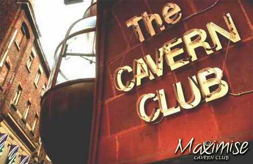 Cavern Club Liverpool for my Liverpool Hen Party | Maximise Hen Weekends