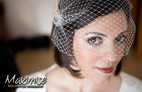 Fascinator Making Newcastle for your hen weekend with hen Maximise