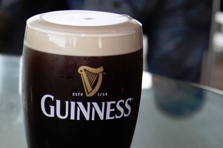 Guinness Brewery Tour for my Dublin Hen Party | Maximise Hen Weekends