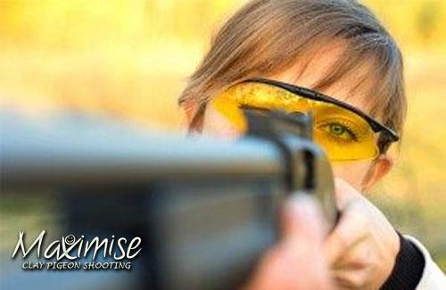 Hen Clay Pigeon Shooting York