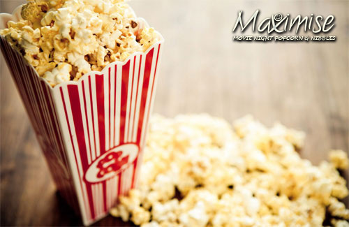 Movie Night with Popcorn & Nibbles  for my Nottingham(Maximise) Hen Party | Maximise Hen Weekends