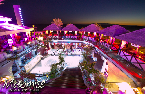 Private VIP Hen Cabana Tenerife
