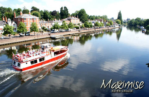 River Boat Cruise Chester