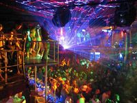 VIP TIBU Nightclub Entry