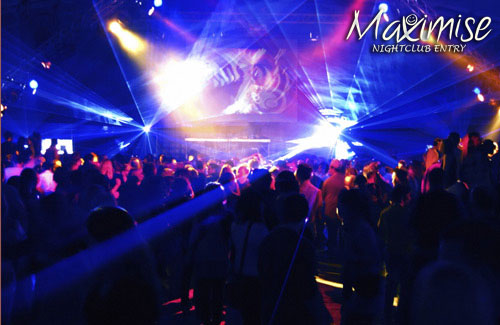 Queue Jump Guestlist Nightclub Entry Newcastle for your stag weekend with stag Maximise