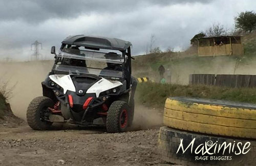 Rage Buggies Newcastle for your stag weekend with stag Maximise