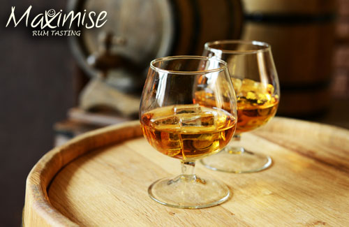 Rum Tasting Masterclass Birmingham for your maximise stag party