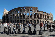 Segway 1 Hour  for my Rome Stag Do | Maximise Stag Weekends