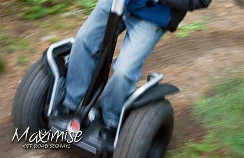 Segway Games Blackpool for your maximise stag party
