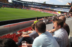 Slovak football Bratislava