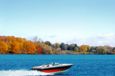 Speedboat for my Barcelone Stag Do | Maximise Stag Weekends