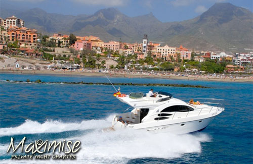 Stag Private Yacht Charter Tenerife